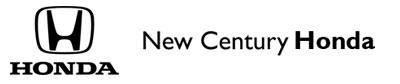 New Century Honda logo